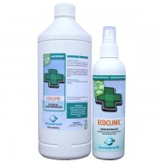 EcoClinic - 1,0 liter refill + 250 ml flaska
