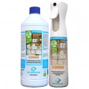 EcoHome - 1 liter refill + 300 ml flaska